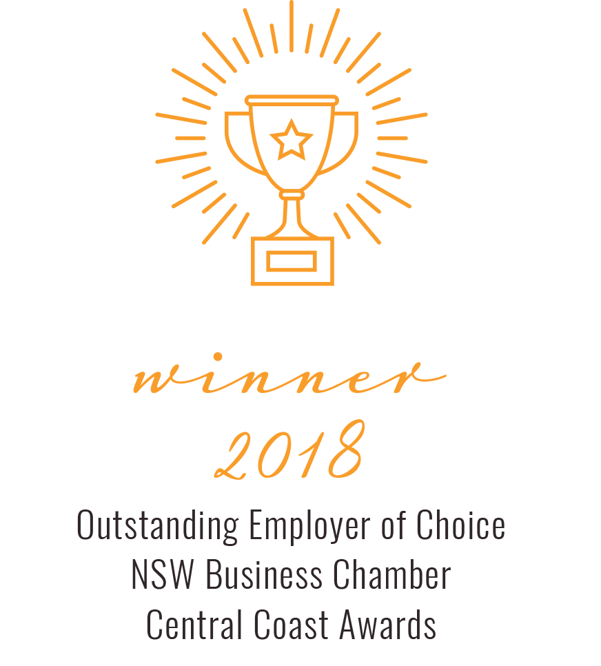 Winner Employer of Choice