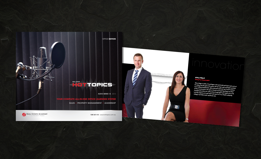 Magazine and Brochure Portfolio